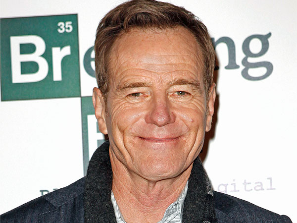 Bryan Cranston and Jamie Foxx work with Promise for Education charity