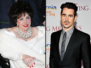 Colin Farrell Opens Up About His Secret Late Night Calls with Liz Taylor | Colin Farrell, Elizabeth Taylor