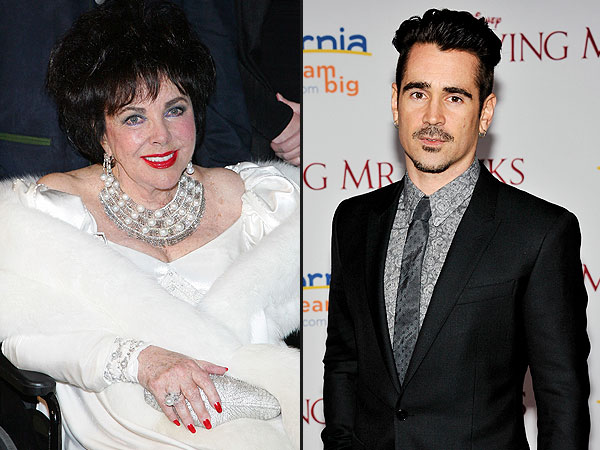 Colin Farrell Remembers 'Extraordinary' Friendship with Elizabeth Taylor | Colin Farrell, Elizabeth Taylor