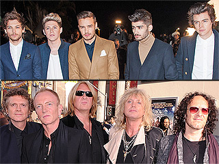 Is One Direction's New Song Too Similar to Def Leppard's Old One?