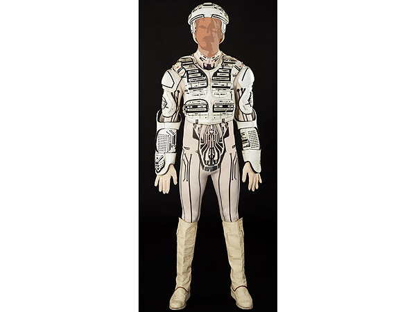 20 Amazing Pieces of Hollywood Memorabilia You Can Own This Week| Indiana Jones, Mighty Morphin Power Rangers, Mork & Mindy, Aliens, Batman Returns, Casablanca, Cast Away, Rebel Without a Cause, The Godfather, The Wizard of Oz, Tim Burton's The Nightmare Before Christmas in 3-D, Tron, Willy Wonka and the Chocolate Factory, Mary Poppins, Star Trek, Star Wars, The Lord of the Rings, The X-Files, Frank Sinatra