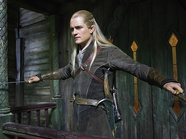 Sexy Middle Earth: Ranking The Hobbit's 10 Hottest Heroes (& Villains)  The Hobbit: The Desolation of Smaug, Movies, Orlando Bloom