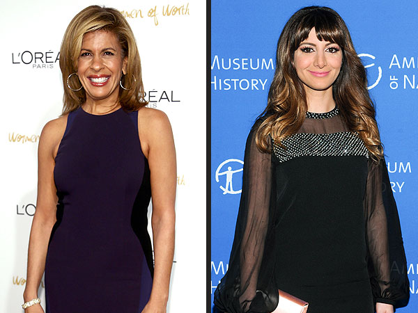 Fancasting a Morning News Rivalry: The Today Show vs. Good Morning America| Lifetime, Good Morning America, Today, Television, Hoda Kotb