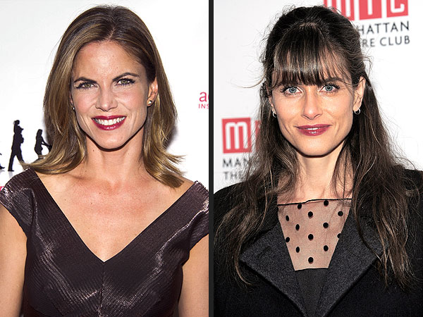 Fancasting a Morning News Rivalry: The Today Show vs. Good Morning America| Lifetime, Good Morning America, Today, Television, Amanda Peet, Natalie Morales