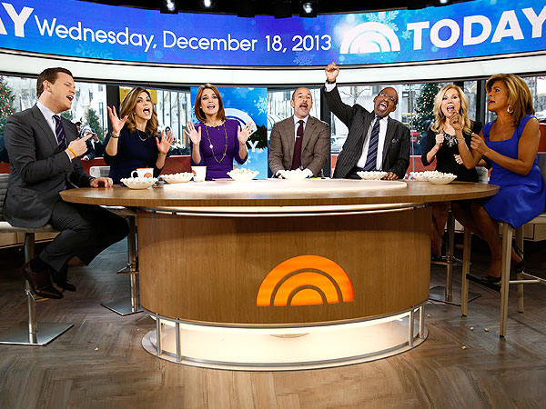 Today Show and Good Morning America Rivalry To Be Lifetime TV Movie