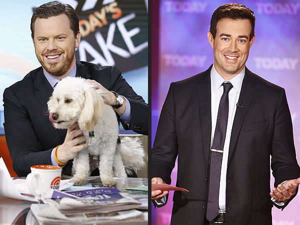 Fancasting a Morning News Rivalry: The Today Show vs. Good Morning America| Lifetime, Good Morning America, Today, Television, Carson Daly