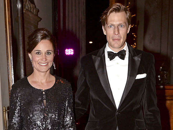 Pippa Middleton Not Engaged: Her Wedding to Nico Jackson