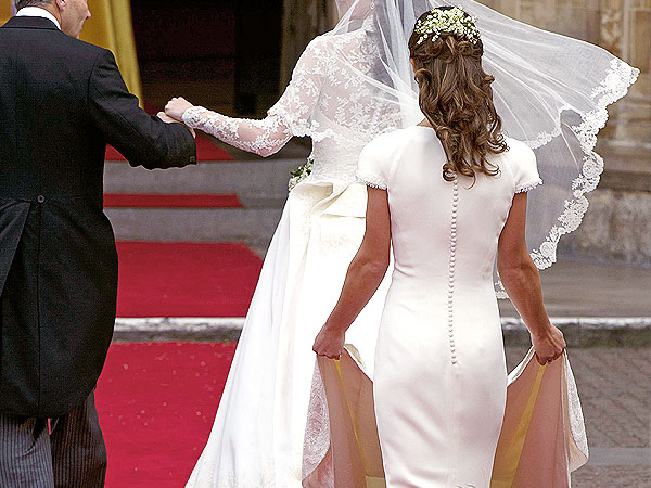 5 Reasons Pippa Middleton's Wedding Would Be Royally Awesome| Pippa Middleton