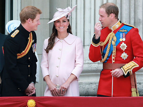 Hacked Voicemails Reveal Prince William Calls Kate 'Babykins' | Kate Middleton, Prince Harry, Prince William