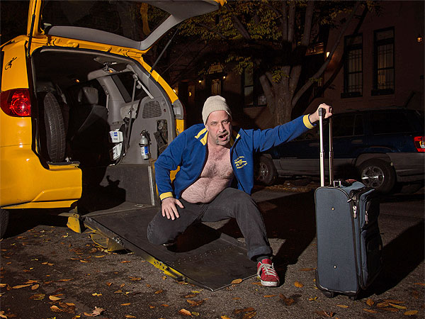 Hilarious 'Sexy N.Y.C. Cabbie' Calendar Supports a Good Cause| Good Deeds