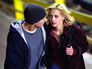 Lose Yourself in Photos of Eminem and Brittany Murphy from 8 Mile | Brittany Murphy, Eminem