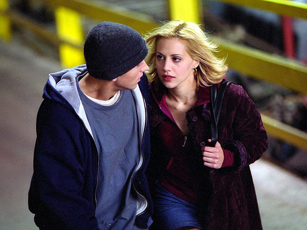 Eminem and Brittany Murphy Photos from 8 Mile Premiere