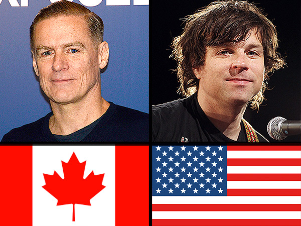 An Informal Guide to Telling Birthday Twins Bryan Adams and Ryan Adams Apart| Birthday, Bryan Adams, Ryan Adams