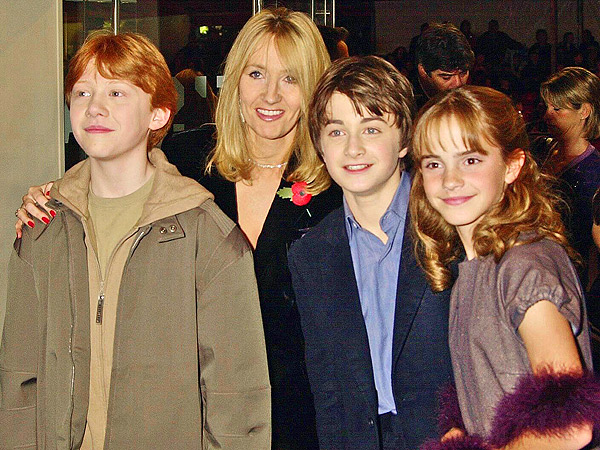A Look Back at the First Harry Potter Film's 2001 World Premiere| Harry Potter, Daniel Radcliffe, RolesClass, Books, Media Products, Harry Potter and the Sorcerer's Stone