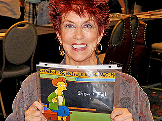 See How The Simpsons Bid Farewell to Mrs. Krabappel | Marcia Wallace