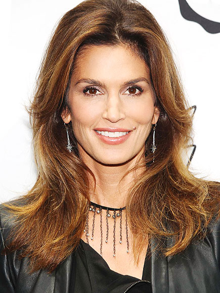 CINDY CRAWFORD: MOLE photo | Cindy Crawford
