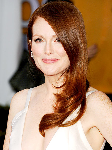 JULIANNE MOORE: FRECKLES photo | Julianne Moore