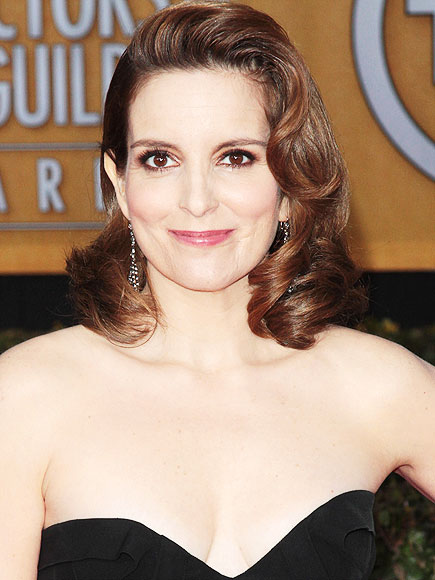 TINA FEY: SCAR photo | Tina Fey