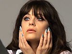 Zooey Deschanel: Being Called 'Alien' Eyes Is a Compliment!