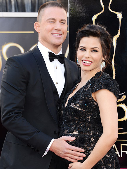 DAD-TO-BE: CHANNING TATUM