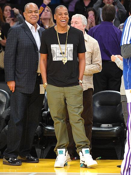 HIP DAD: JAY-Z photo   Jay-Z