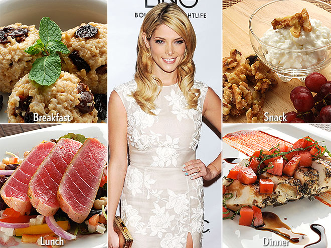 ASHLEY: SUNFARE DIET photo | Ashley Greene