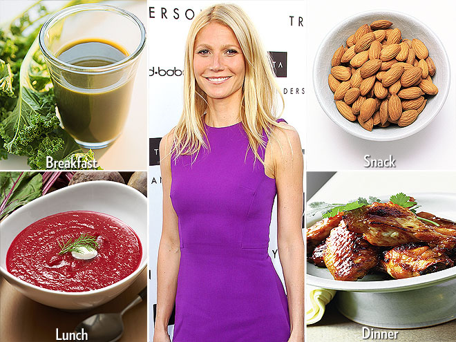 GWYNETH: THE ALLERGY-FREE DIET