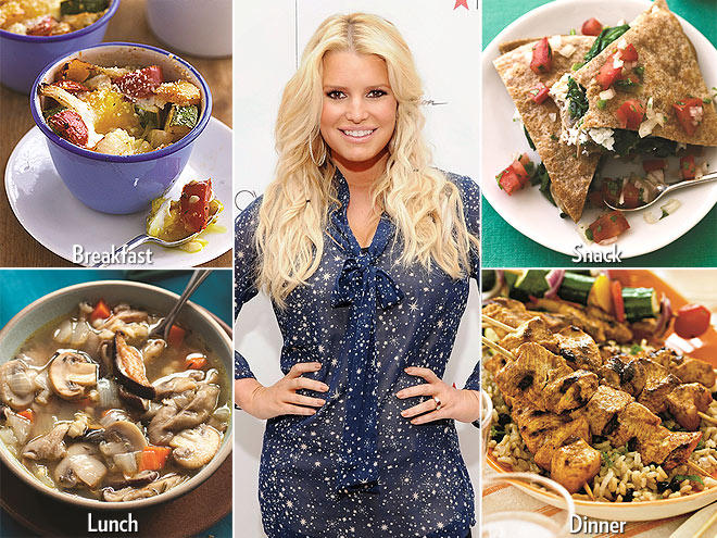 JESSICA: WEIGHT WATCHERS  photo | Jessica Simpson