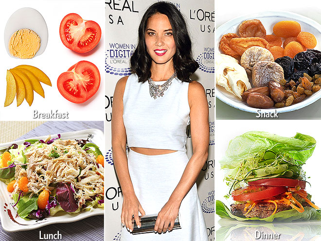 OLIVIA: FRESH DIET  photo | Olivia Munn