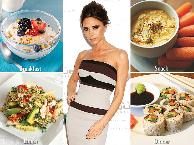 VICTORIA: EATING THE ALKALINE WAY photo | Victoria Beckham