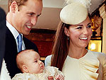 It's Prince George's First Christmas!