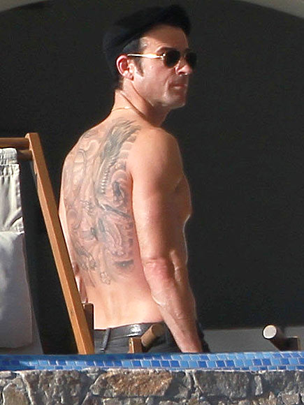 JUSTIN THEROUX photo | Justin Theroux