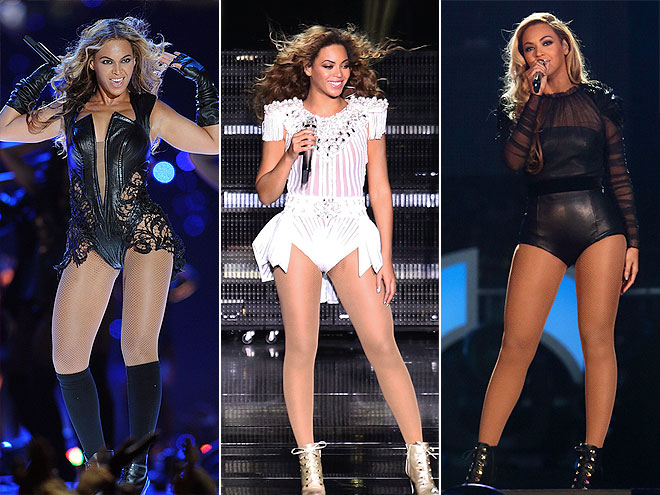 BEYONCÉ'S THIGHS photo | Beyonce Knowles