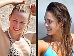 Bikini Bodies at Every Age | Miley Cyrus