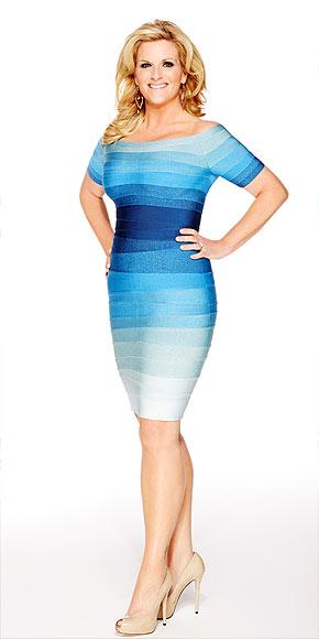 Hottest bodies 2013 photos slimdowns christina aguilera for Trisha yearwood wedding dress