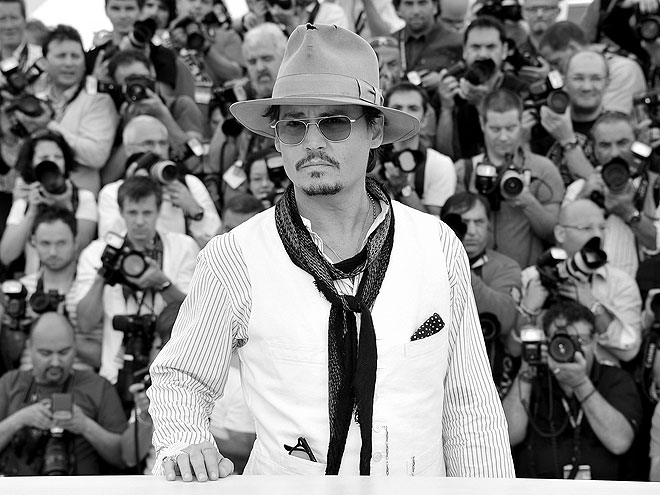 HE'S A HOLLYWOOD CLASSIC photo | Johnny Depp