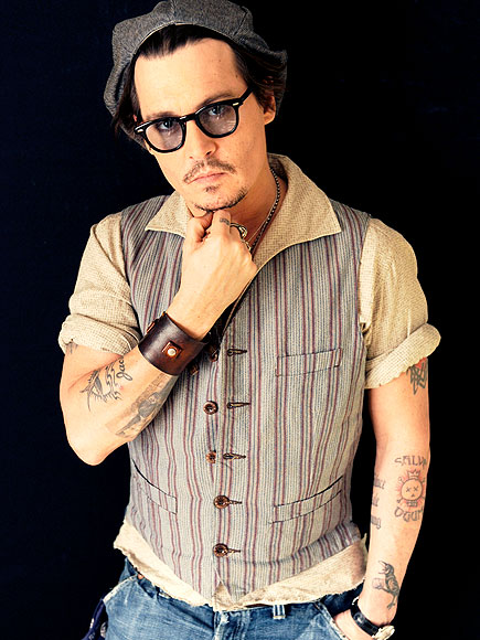 HE'S A NORMAL GUY  photo | Johnny Depp