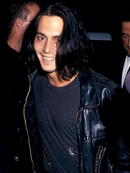 HE'S NURTURING  photo | Johnny Depp