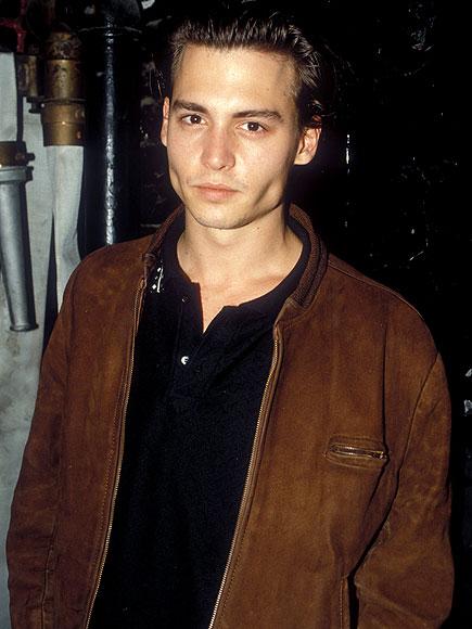 HE'S A TRUE FRIEND photo | Johnny Depp