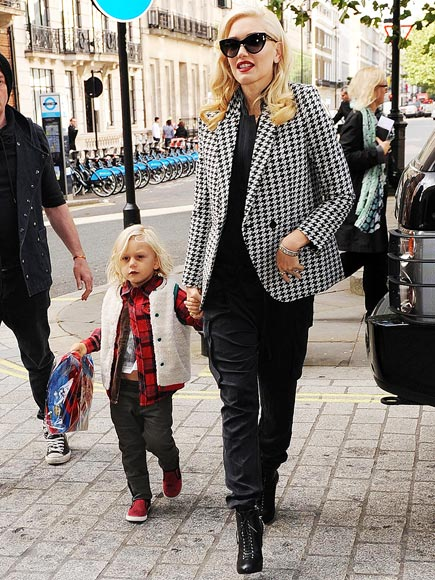 HIP MOM: GWEN STEFANI