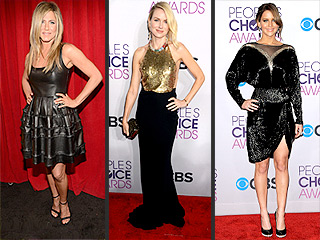 People&#39;s Choice Style: Sweet vs. Sexy Looks | Jennifer Aniston