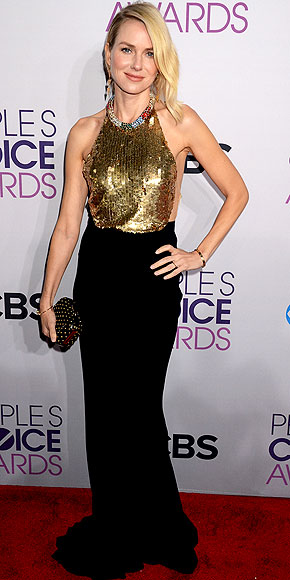 NAOMI WATTS AT THE PEOPLE&#39;S CHOICE AWARDS photo | Naomi Watts