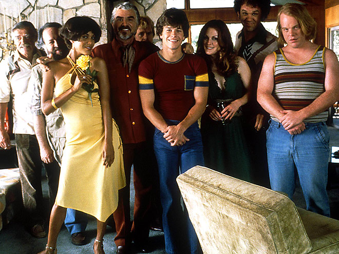 BOOGIE NIGHTS photo | Julianne Moore, Philip Seymour Hoffman