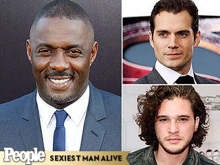 13 Reasons Why 2013 Is Britain's Sexiest Year Ever | Idris Elba