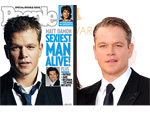 PEOPLE'S Sexiest Men Alive: Then & Now