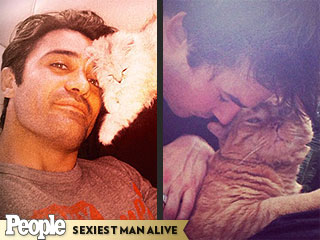 PHOTOS: Who's the Hotter Cat Man? Ian vs. Gilles