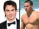 What's Oh-So-Sexy ... According to You! | Channing Tatum, Ian Somerhalder, Justin Timberlake
