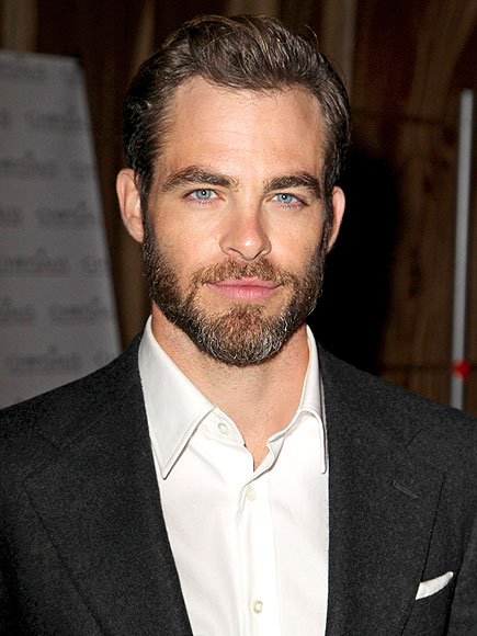 SEXY: INTELLIGENCE photo | Chris Pine