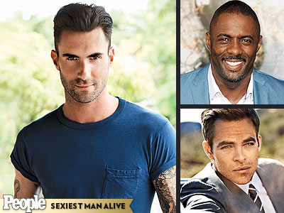 Just a Taste: A Sneak Peek with 13 of Our Sexy Guys | Adam Levine