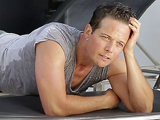 Scott Wolf: It's 'Freakish' That I'm Not Aging
